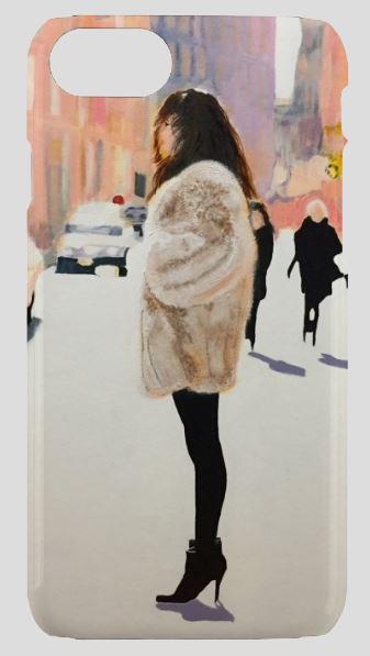 Model: In Furs