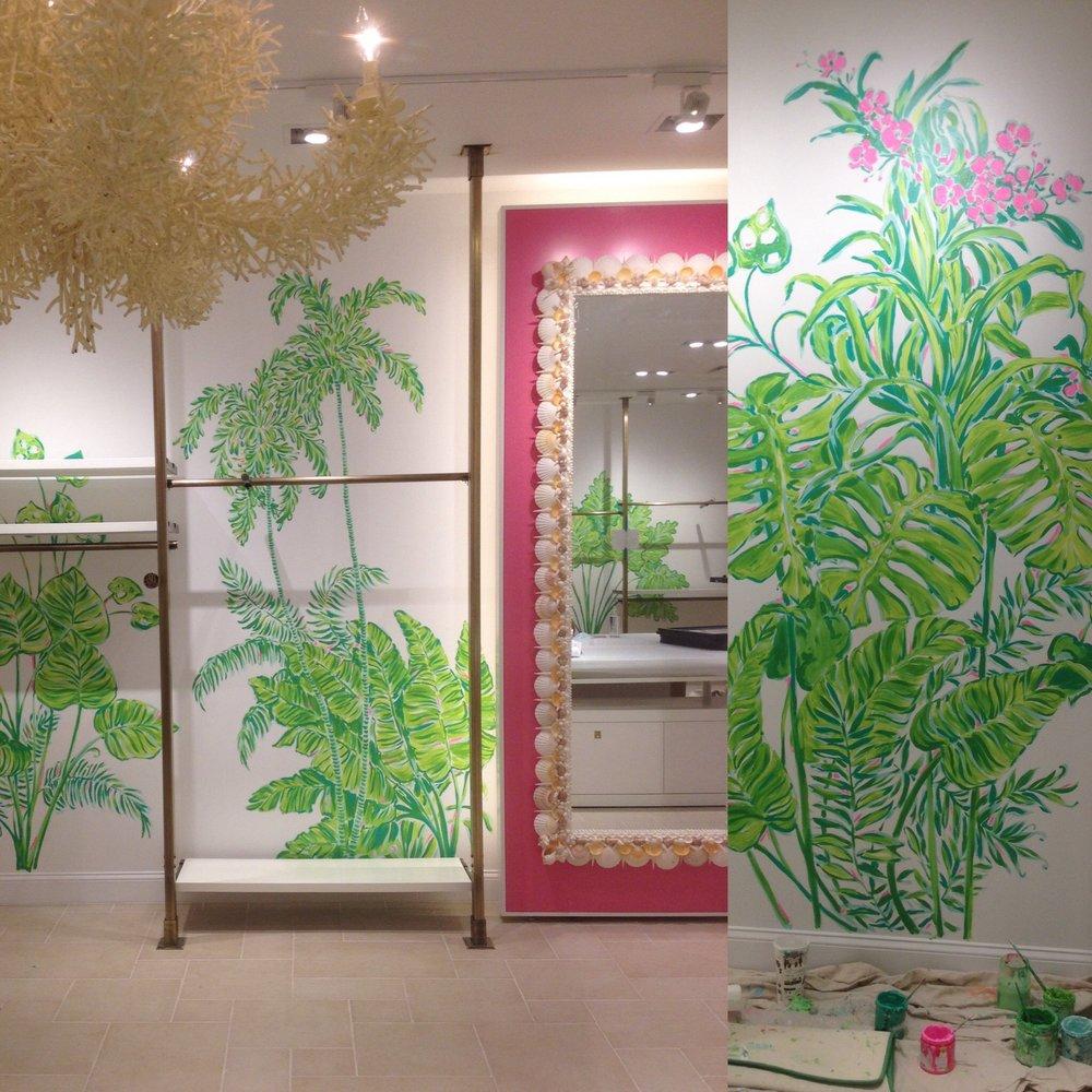 Millenia Mall store, Orlando, FL