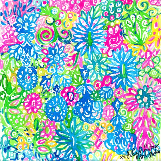 Lilly 5x5 - Jewels