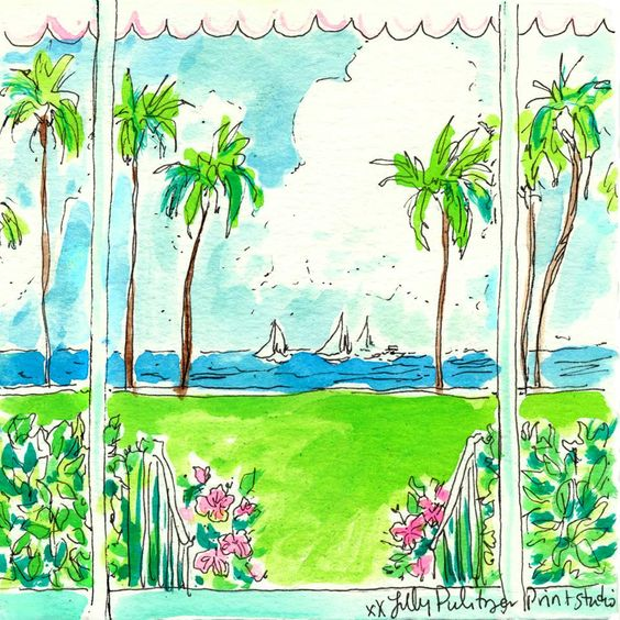Lilly 5x5 - Patio View