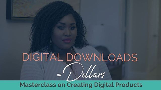 If you have been wanting to creating passive income/ digital products to diversify your income this year, or if you you have been trying to figure out how to create digital products such as ebooks, workbooks, automated email courses, online courses etc and what tools to use to create them (free or affordable) then this class is for you. Get this class for $17 before it goes to $67 tomorrow. The link is in my bio!