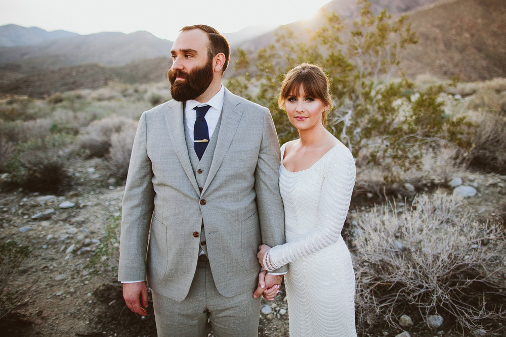 KELLY AND SAM / THE ACE HOTEL, PALM SPRINGS, CALIFORNIA WEDDING