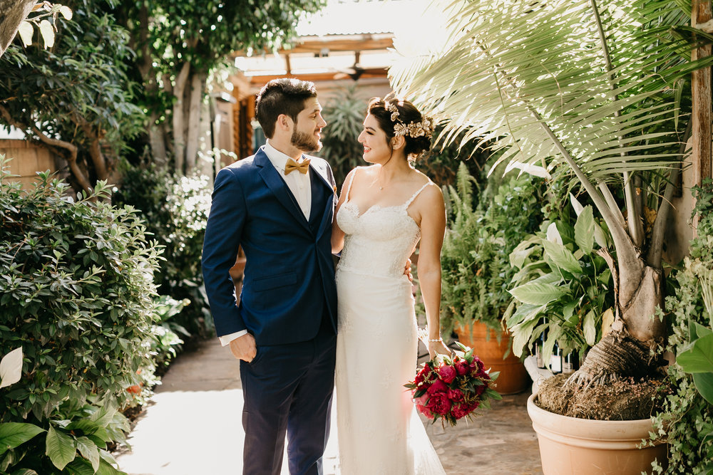 LILIANA AND DUNCAN / THE HACIENDA, SANTA ANA, CALIFORNIA WEDDING