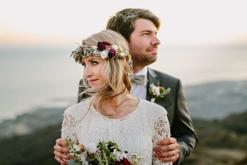 MORGAN AND MIKE / WRIGHT RANCH, MALIBU, CALIFORNIA WEDDING