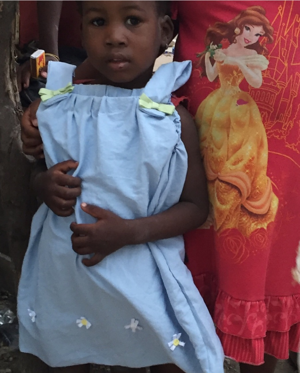 Love Initiative in Haiti - Help us pour into women all over the world. We are currently accepting new and handmade dresses for women and children in Haiti.