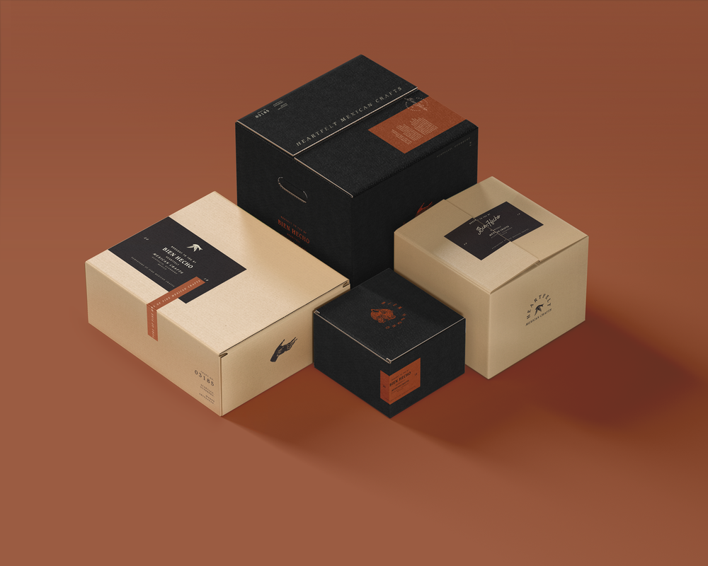 Durable & Stylish Packaging - If you're shipping product, you (and your customer) want to be confident that the order is going to arrive perfectly.You need a versatile box that's ready to ship. Something that fits your needs and works (perhaps) as a retail-ready gift box, a subscription box, or e-commerce packaging.