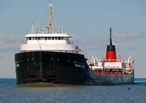 M/V  Canadian Miner  in her glory days. Photo from Boatnerd.com