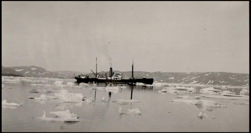 The SS  Nascopie . Image from ucalgary.ca.