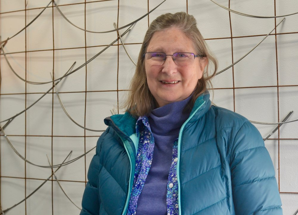 Kathy Ruddy at the JACC, January 2018