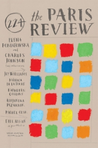 """""""Practicing,""""     The Paris Review  (Issue 224, Spring 2018)"""