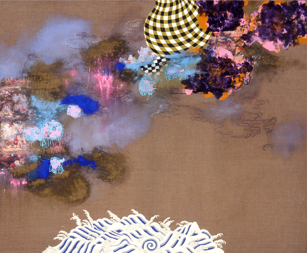 Paintings 2002-4