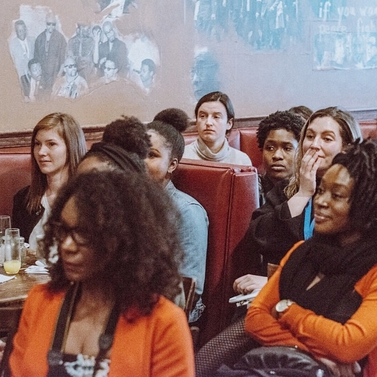 Capitally Magazine: #CappyBirthday, Audre Lorde! - busboys & poets, february 2018
