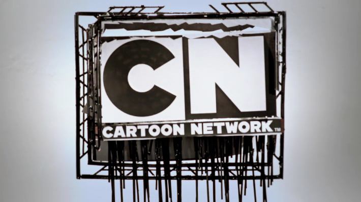 Cartoon Network Logo - My buddy Steve Marino asked me to sound design this piece he'd created.We won a Telly for this one!