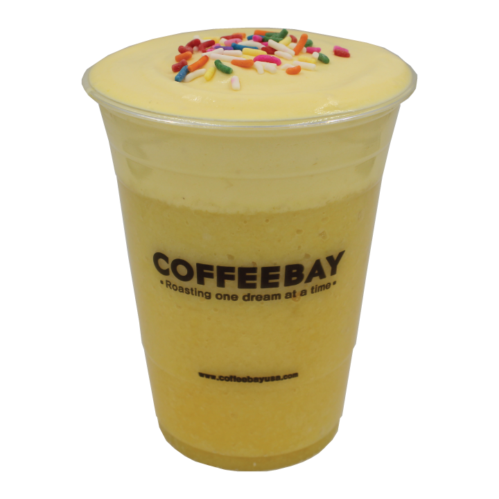Mango Cream Smoothie