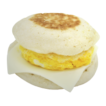 Egg & Cheese Muffin