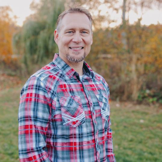 Senior Pastor - Kirk Winters