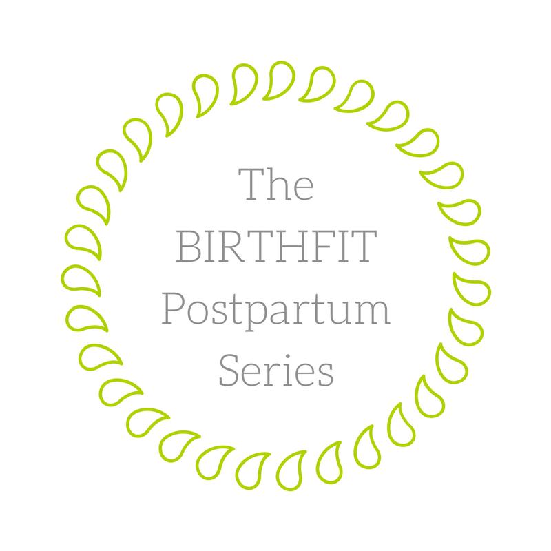 BIRTHFIT Postpartum Series  $179