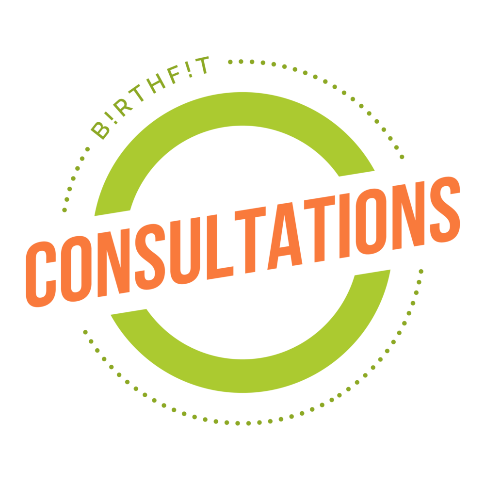 CONSULTATION  BIRTHFIT is an empowered, educated state of readiness, specific to childbirth that is achieved through an evolved practice in fitness, nutrition, chiropractic, and mindset. With all the misinformation about exercise and pregnancy having an expert to help you navigate the evidence is critical.