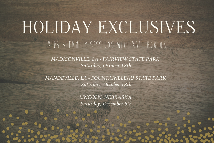 Holiday Exclusives Lincoln