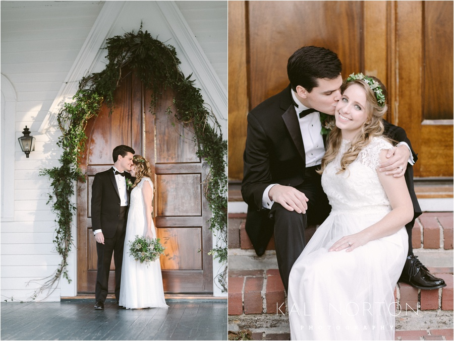 Annie + Reice Wedding