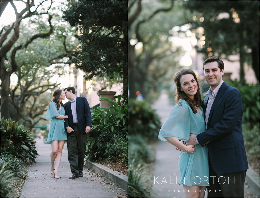 Julie + Michael Engagements