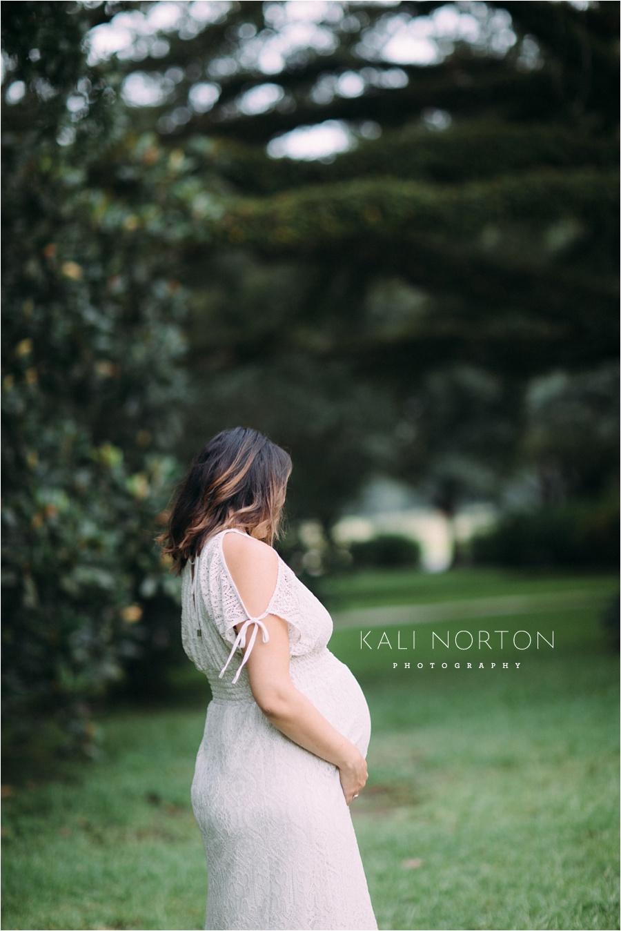 Danielle Pauli Maternity
