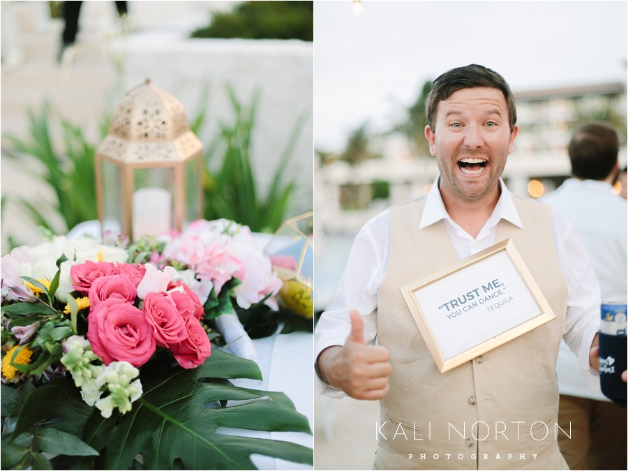 Alli + Steve Portier Wedding