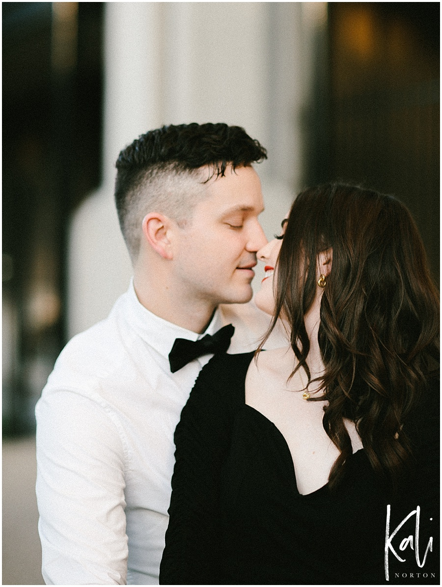 New Orleans Engagement Session