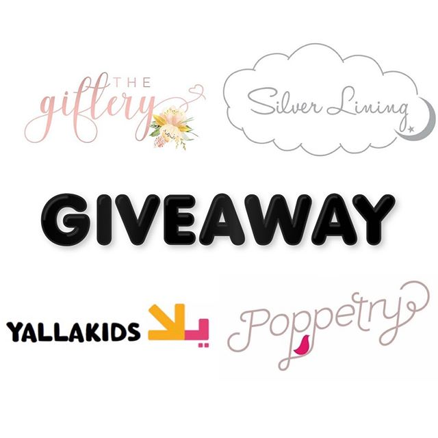 🌟G✨I✨V✨E✨A✨W✨A✨Y🌟  In celebration of Ramadan and Eid we have partnered with some AMAZING brands for an amazing giveaway (swipe left to view what you could win)! . 🌍 Open internationally . To win simply:  1.Follow @yallakids @every_cloud_silver_lining @the_giftery__ @poppetry_shop  2. Tag 3 (real) friends - you can comment more than once  3. Like this post  4. Repost and tag the brands for extra brownie points  WINNER GETS: ♡ 30 Days of Ramadan Puzzles and Colouring Book ♡ YallaLearn Arabic Pack (Write and Wipe L1 and L2) ♡ Personalised placemat and coaster set ♡ Start with bismillah pencils ♡ Dream, dua, do notebook set ♡ Trust Allah Tie Your Camel wall art ♡Camel DIY decor kit  This is not an Instagram ad. All parcipiants should be 18+ 🎉The lucky winner will be announced on Tuesday 21st May!