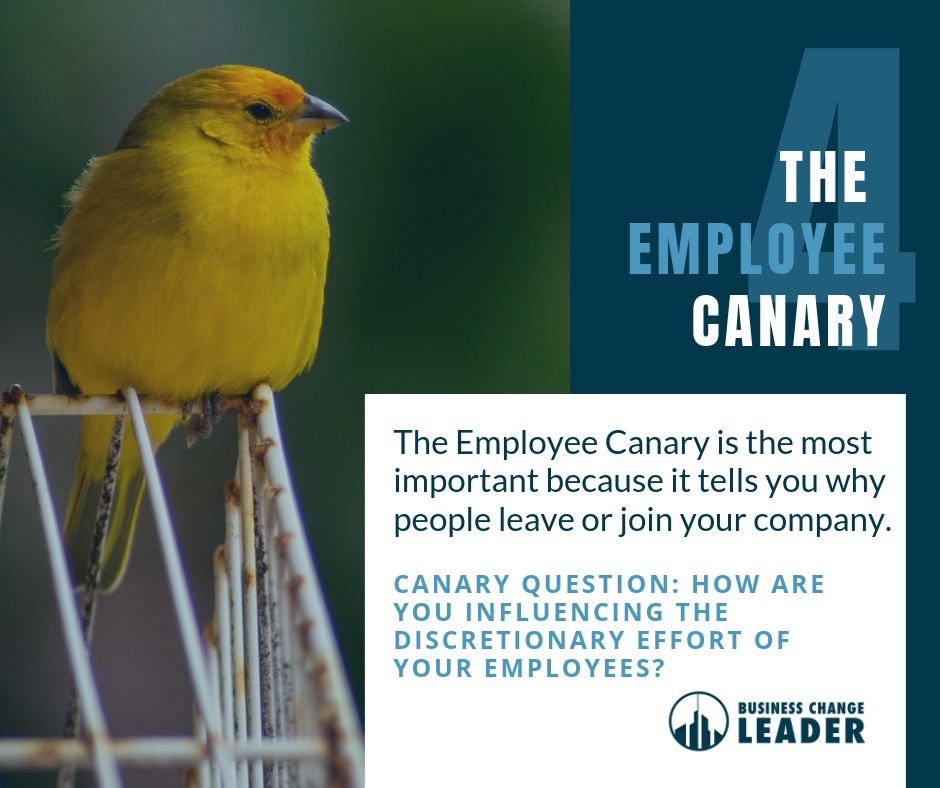 The Employee Canary