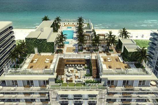 Grand Beach Hotel, Surfside