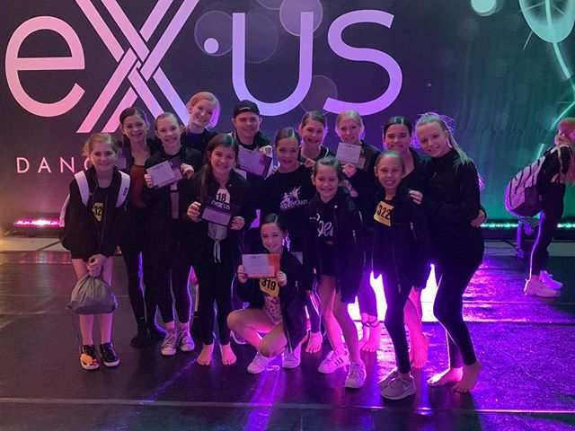 What an incredible weekend @thepulsepresents! So proud of all of our dancers who represented us so well and really stepped out of their comfort zones this weekend. $100 off Camp NEX: Lacey, Madison, Caroline, Layla $100 off Nexus: Brit, Hailey $100 off Summer Nexus: Ellie Summer Gala invitation and $200 off Nexus: Chloe, Lauren $400 off Summer Nexus: Tess Top Choreographer: Shawn Lawson