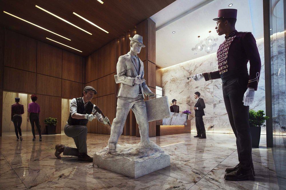 The Atlantic - Lobby