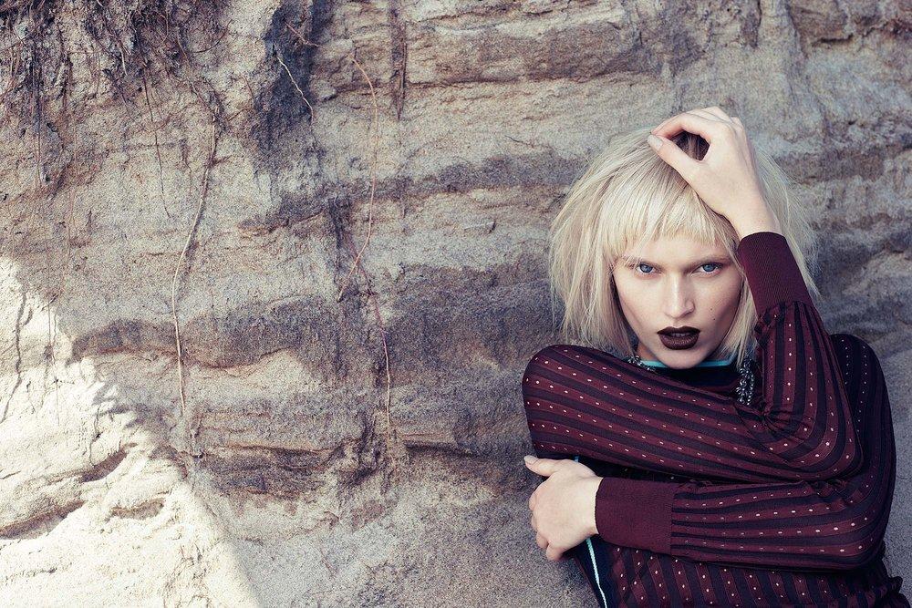 © Ceen Wahren for Vogue Taiwan