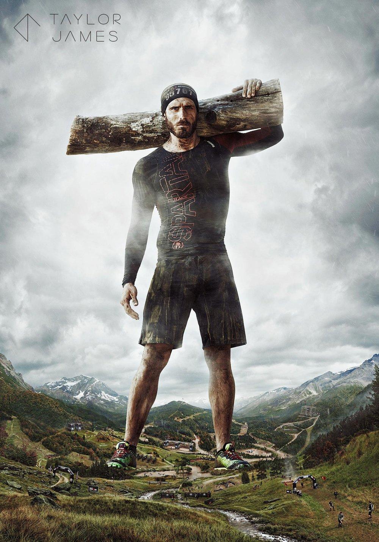 Male Spartan