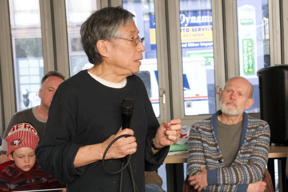 Hanmin Liu. Courtesy of Wildflowers Institute.