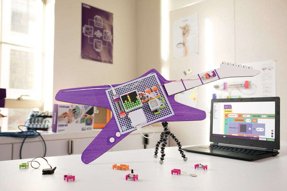 HOW MIGHT WE build A PRODUCT THAT MAKES CODing FUN? - LITTLEBITS CODEKIT