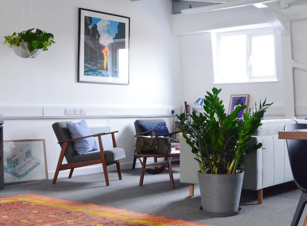 Pilea Plant Shop Houseplant Office Installation 3.JPG