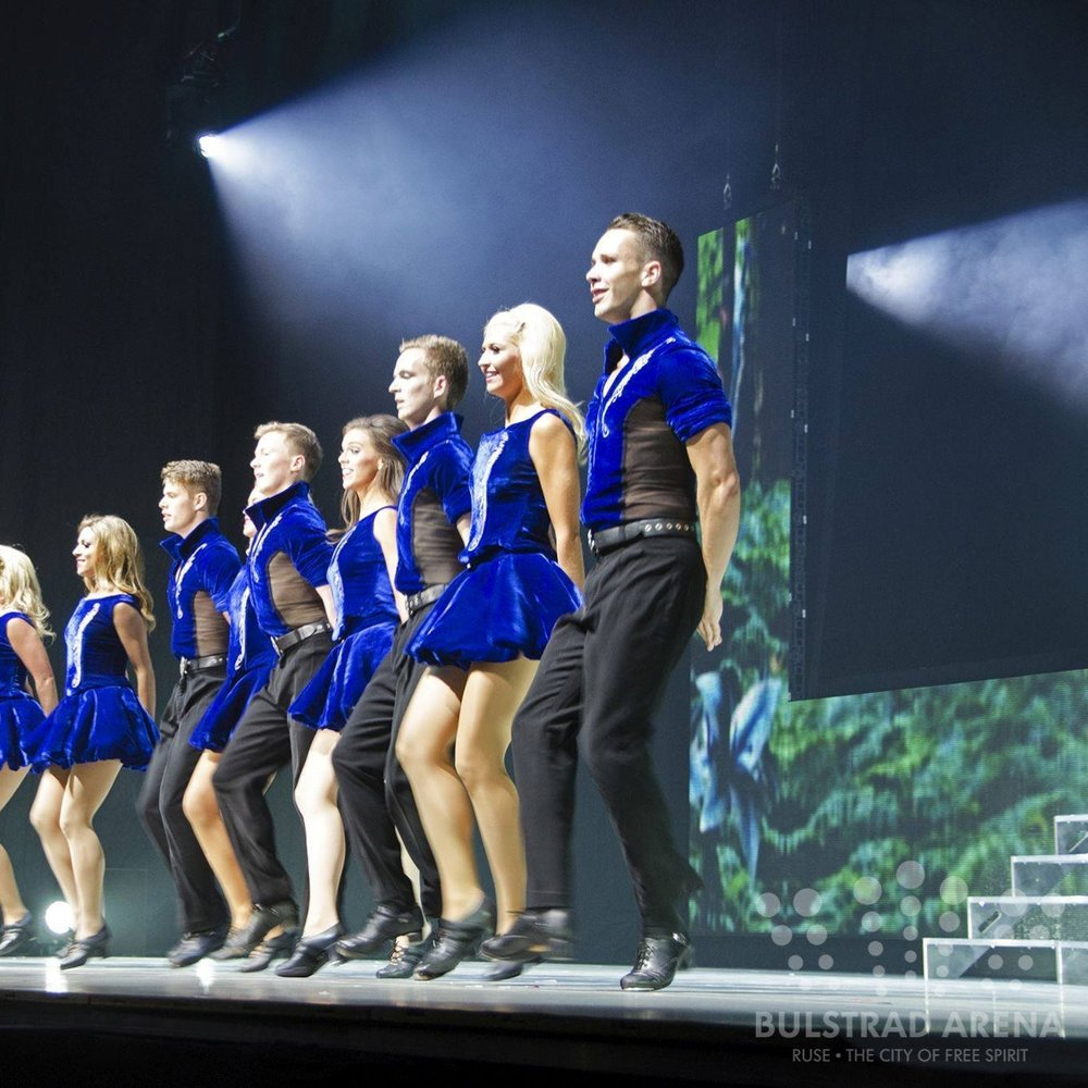 Micheal Flatley's   Lord of the Dance- Dangerous Games,   Eastern Europe