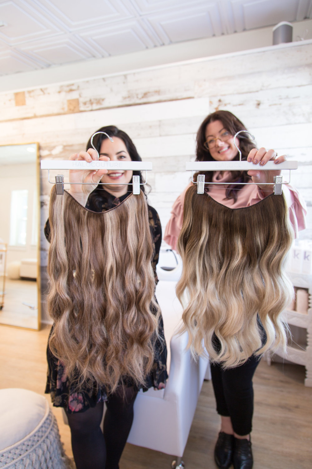 Perfect Hair Extensions For Your Wedding Day Verde Salon New