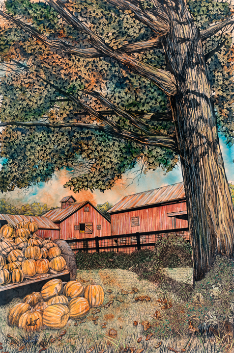 Harvest,  Kerry Jackson
