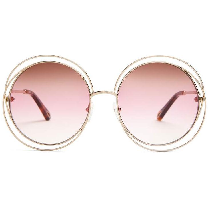Chloe sunglasses, $375