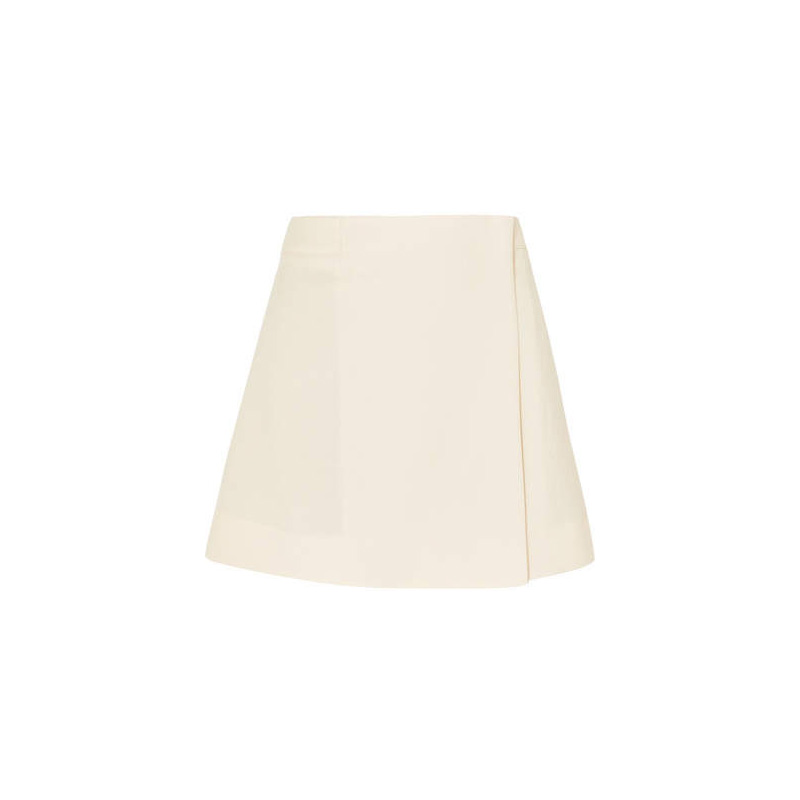 Joseph Wool Mini Skirt, $230.44