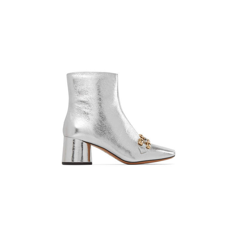 Marc Jacobs Leather Ankle Boots, $290.59