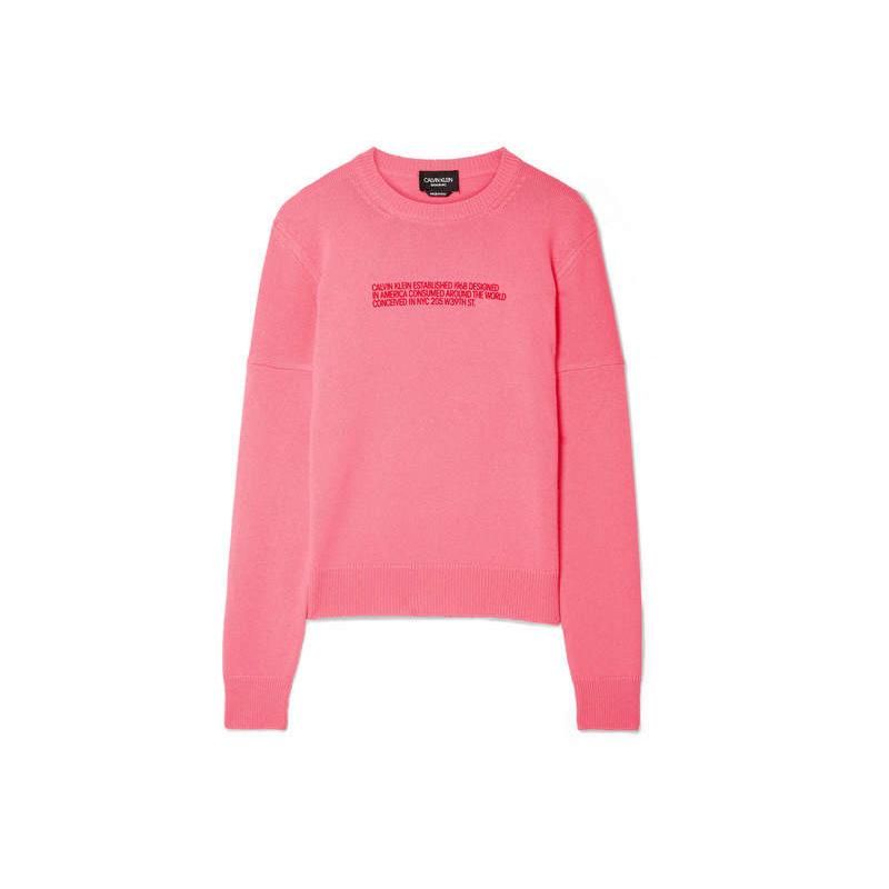 CALVIN KLEIN Cashmere Sweater, $291.72