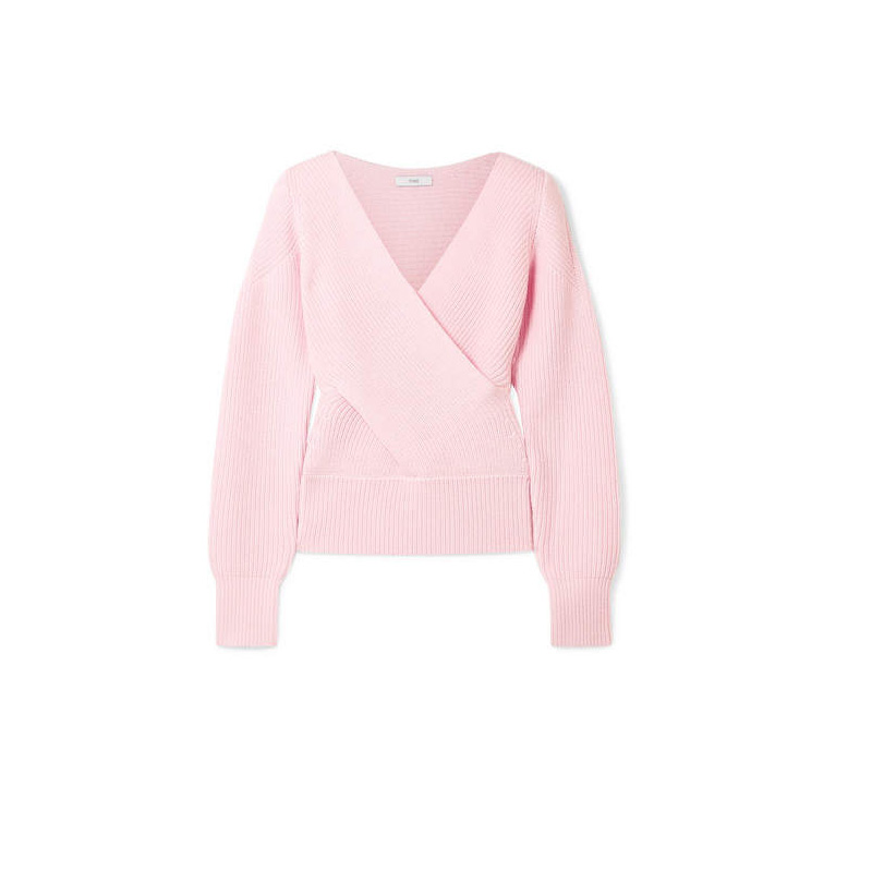 TOME Merino Wool Sweater, $217.73