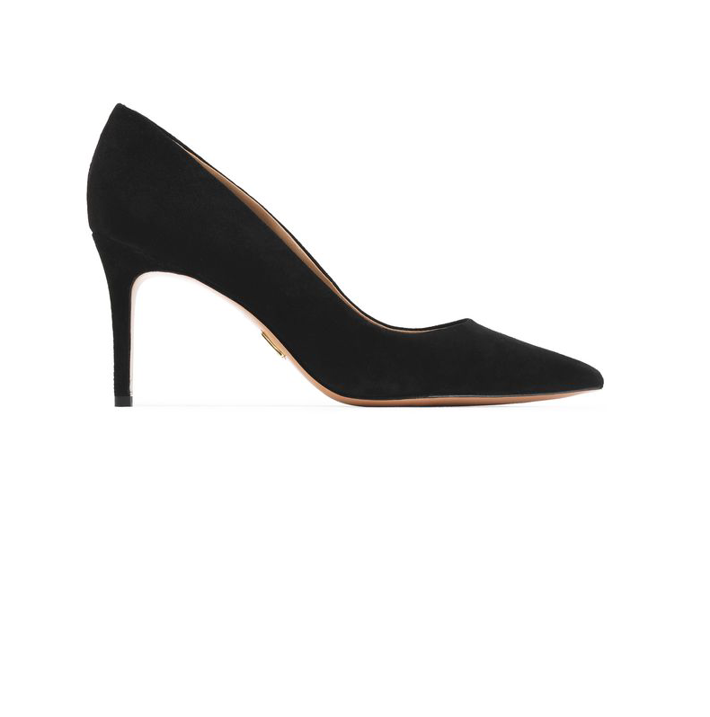 Michael Kors Suede Pumps, $235