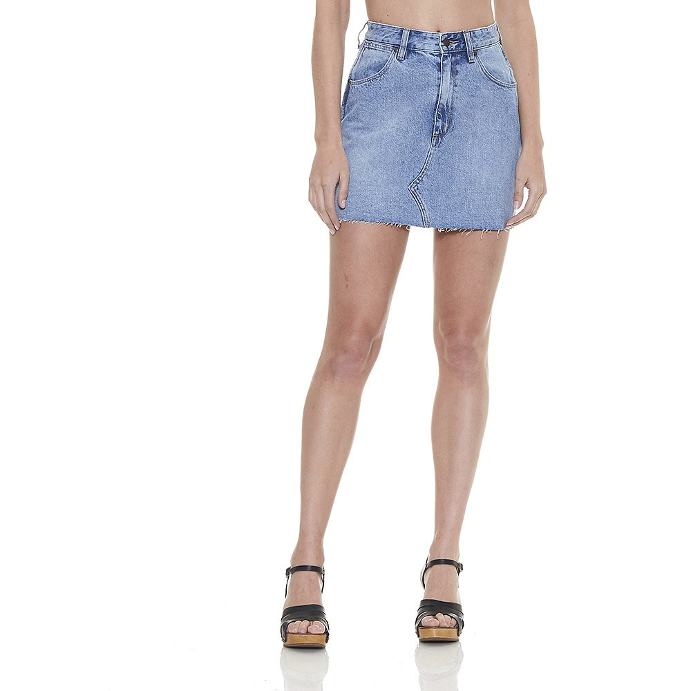 THE DENIM MINI: Wrangler, $99.95