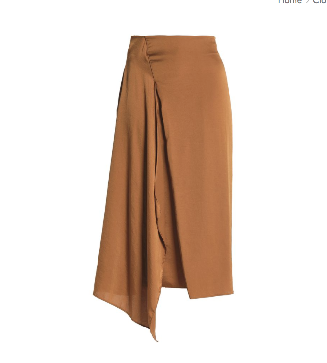 Vanessa Bruno Skirt, $295