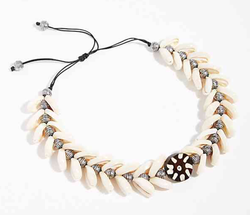 Free People choker, $122.66